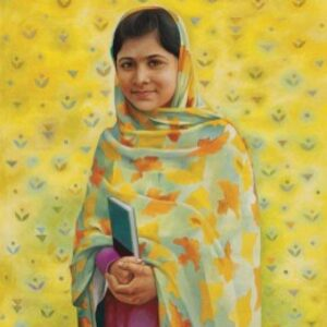 Time Person Of The Year Runner-Up Malala Yousafzai stood up for her rights and those of other girls to education