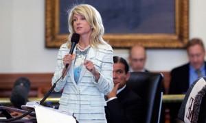 Texan abortion vote speaker senator Wendy Davis