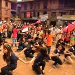 FlashMob at Dattatraya