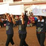 Flashmob at Durbar Square