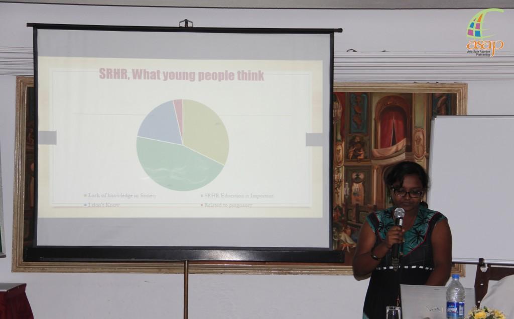 Priskila Sri Lanka talks about their project